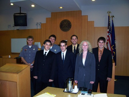 Courtroom 2006 Group